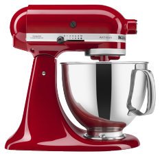 Stand Mixer_Empire Red_1